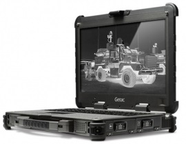 ULTRA RESISTANT INDUSTRIAL LAPTOPS FAMILY MODEL X500